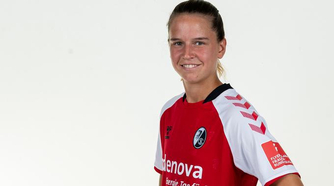 Profilbild von Naomi Mégroz