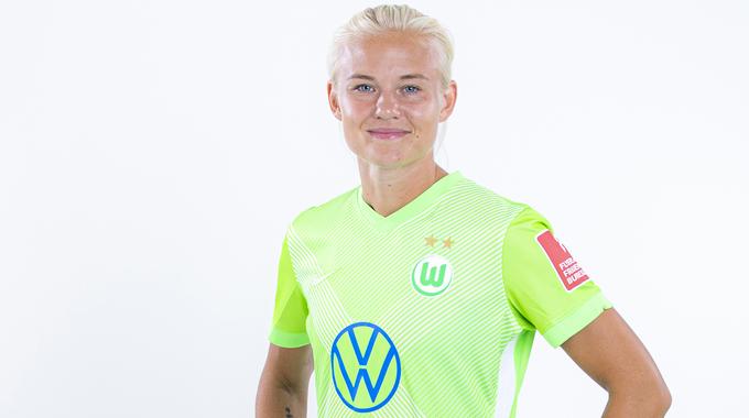 Profilbild von Pernille Harder