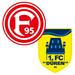 Vereinslogo Fortuna Düsseldorf / 1. FC Düren